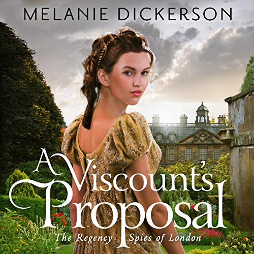 A Viscount's Proposal audiobook cover art