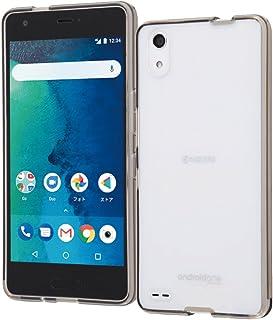 レイ・アウト Android One X3 ケース ハイブリッド/ブラック RT-ANX3CC2/BM