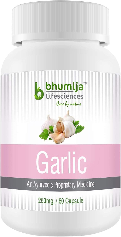 Bhumija Lifesciences Garlic Capsule Max Sale price 51% OFF Capsules 60 -