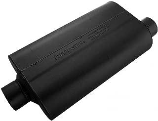 Flowmaster 53057 Super 50 Silenciador – 3.00 Center IN/3.00 Offset OUT – Sonido moderado