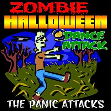 Zombie Halloween Dance Attack