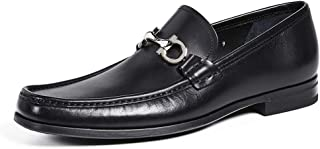 Men's Chris Reversible Bit Loafers, Black