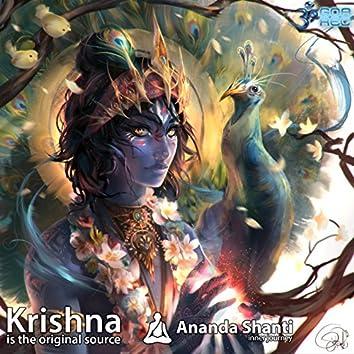 Krishna Is the Original Source