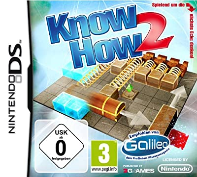 Know How 2 - Nintendo DS