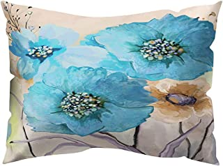 Print Pillow Case,Polyester Sofa Car Cushion Cover Home Throw Pillow Cover - (30 X 50cm) | Decorative, Washable Cushion Covers for Couch, Sofa, Bedroom, Living Room