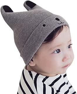 Tronet Baby Hat,Newborn Kids Boys Girls Beanie Cap Cartoon Bear Warm Crochet Knit Hat