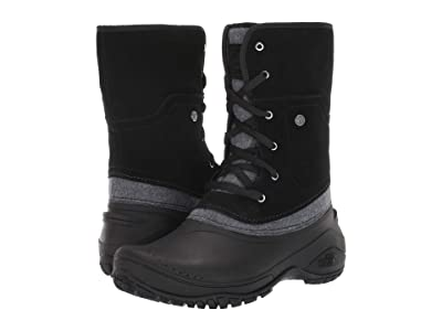 The North Face Shellista II Roll-Down (TNF Black/Zinc Grey) Women