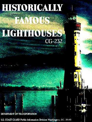 Historically Famous Lighthouses CG-232 (Illustrations) (English Edition)