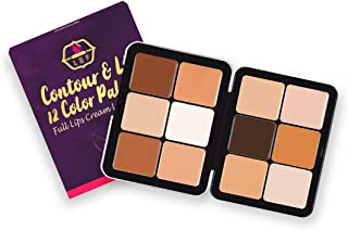 LEF HD Foundation and Concealer palette x12