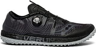Saucony Mens S20482-1 Switchback Iso Black Size: