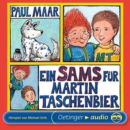 Ein Sams für Martin Taschenbier audiobook cover art