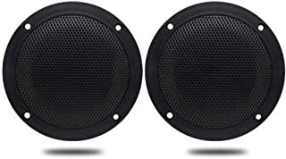 $36 » Sponsored Ad - GUZARE 4 Inch Boats Marine Speaker Waterproof with 120 Watts Power - Low Profile Design Audio Stereo Sound ...