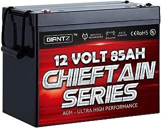 GIANTZ 12V 85Ah Deep Cycle Battery