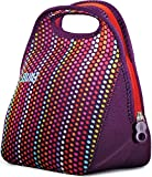 Built Neoprene Tasty Lunch Tote, Micro Dot