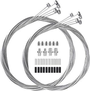 YASI Bike Brake Cable, 10 Pack Bicycle Brake Cables Brake...