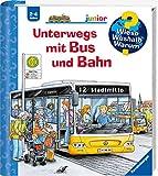 Unterwegs mit Bus und Bahn (Wieso? Weshalb? Warum? junior, 63) - Andrea Erne