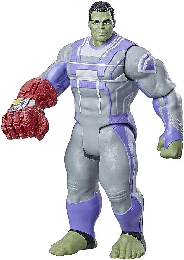 Marvel Avengers Fin de partie équipe Costume Hulk 6 pouces Deluxe Figure