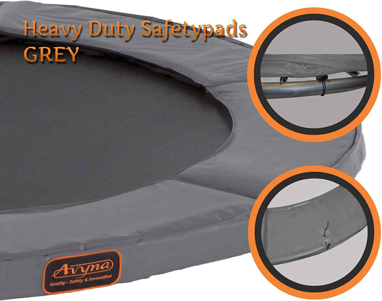 Avyna Universele HD Rand tbv  380 cm Grijs (12.5) (UPHD-12.5-grau)