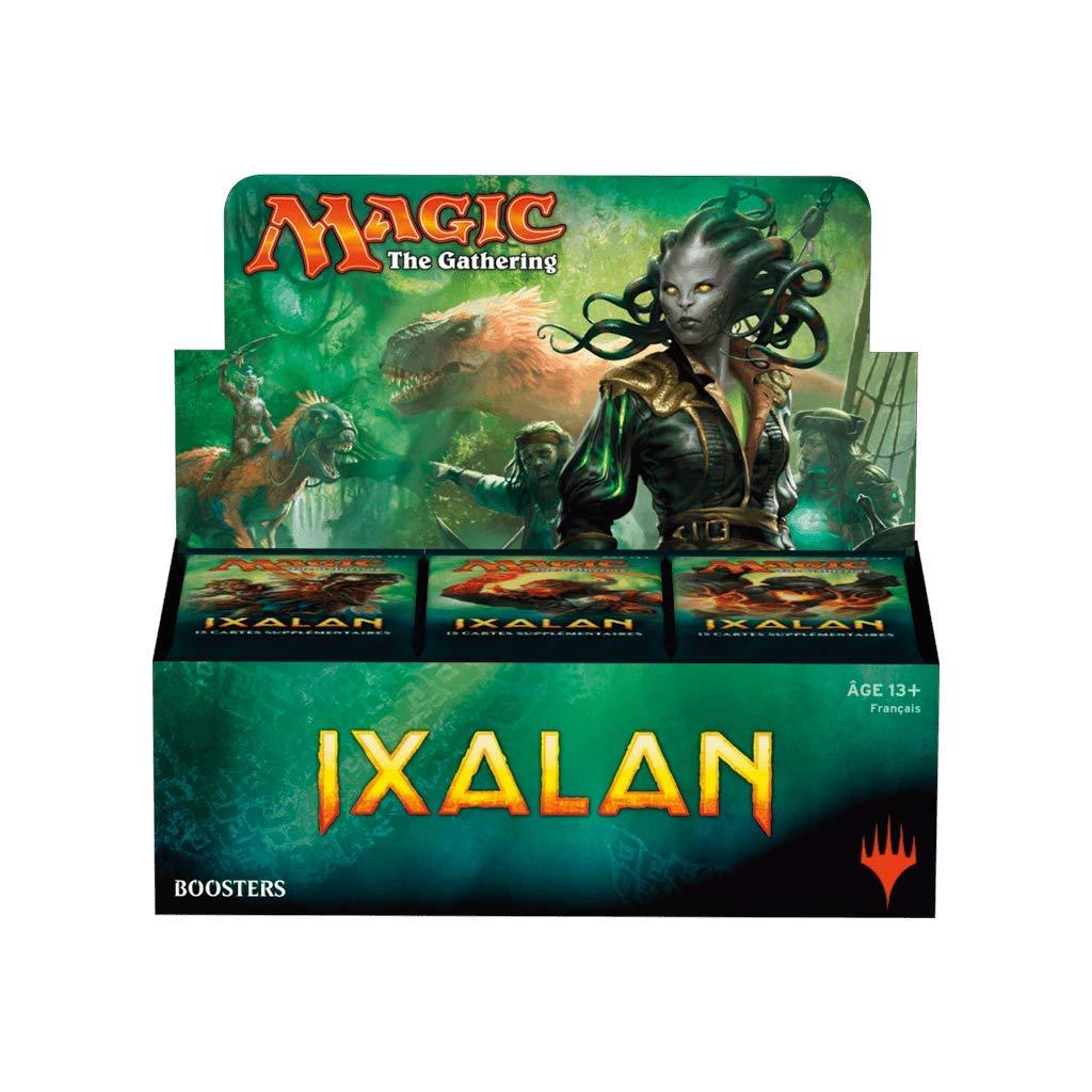 Magic: the gathering - Juego de Mesa de ocie-Ixalan-Caja de Booster, 604413: Amazon.es: Juguetes y juegos