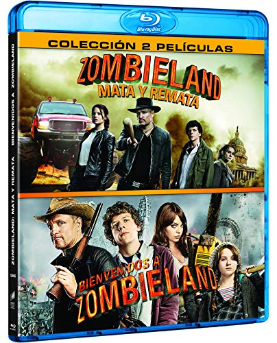 Pack: Zombieland 1 + Zombieland 2 (BD) [Blu-ray]