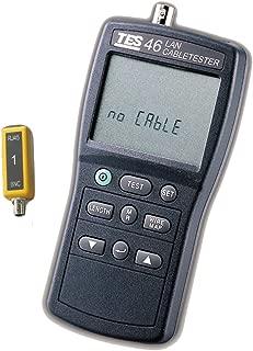 TES 46 CAT-5 Lan Cable Tester