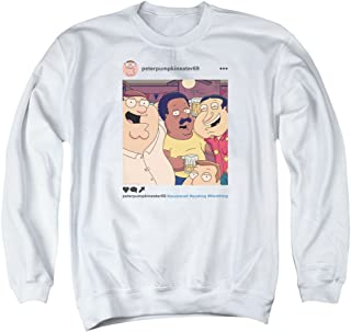 Family Guy Animated Television Comedy Series Guy Squad Adult Crewneck Sweatshirt