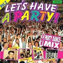Nonstop Party-Mix - ideal zum Durchlaufenlassen auf Hochzeit, Apres Ski Party, Bar etc. (CD Compilation, 30 Tracks, Various, Diverse Artists, Künstler)