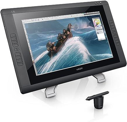 Wacom Cintiq 22HD - Tableta gráfica (Wired, 16:9, 475.2 x 267.3, 0.5, 475.2 x 267.3, LCD) Black