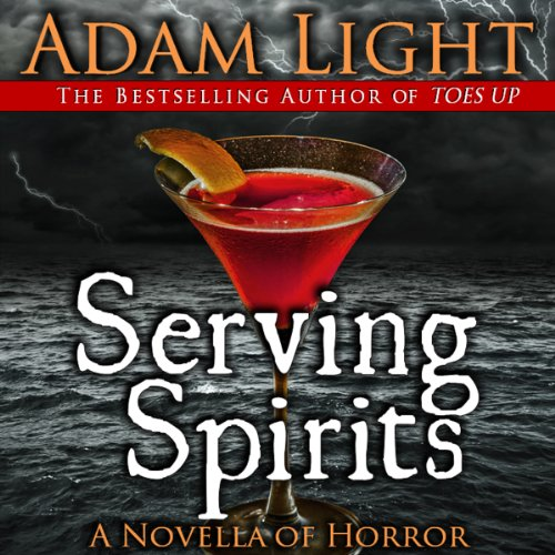 Serving Spirits audiobook cover art