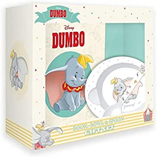 Dumbo: Book, Bowl & Spoon Gift Set (Disney)