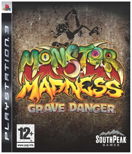 Monster Madness: Grave Danger (PS3) by Southpeak