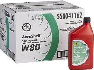aeroshell oil w 15w 50