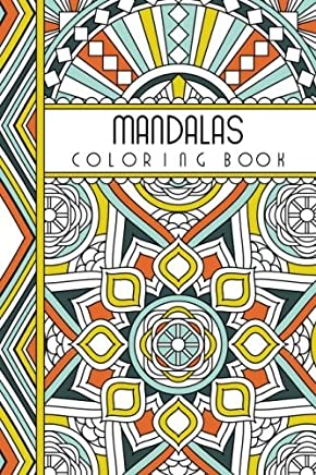 Mandalas: 4 x 6 Pocket Coloring Book Featuring 75 Mandalas for Coloring (Jenean Morrison Adult Coloring Books) by Jenean Morrison(2016-09-08)