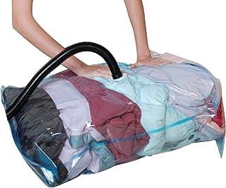 اكياس تخزين بخاصية شفط الهواء من داخلها، حجم كبير، عدد 3