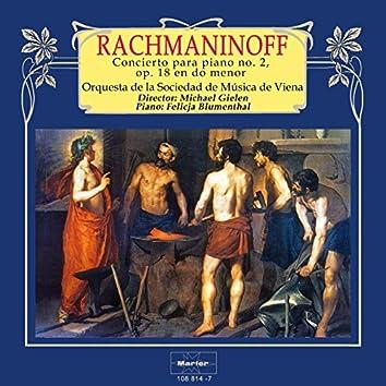 Rachmaninoff: Concierto para piano No. 2 in C Minor, Op. 18