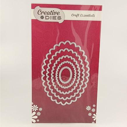 Creative Dies Texture 5in x 7in Embossing Folder Snakeskin