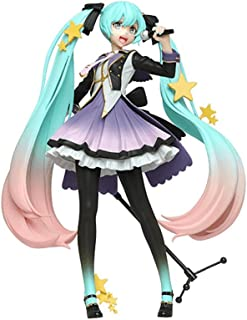 "Taito Hatsune Miku 10th Anniversary 7"" Action Figure"