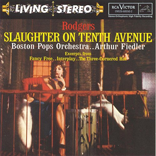 Living Stereo-Slaughter on T