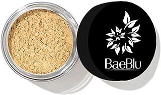 BaeBlu Flawless Filter Yellow Banana Loose Setting Powder - Talc Free Translucent Baking Finishing Makeup For Oily, Dry, N...
