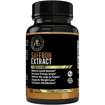 Amazon Com Pure Saffron Extract For Eye Health Natural Appetite