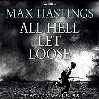All Hell Let Loose, Volume 2 cover art