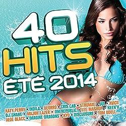 40 Hits Eté 2014