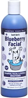 AllPetNaturals South Bark's - Blueberry Facial for Cats and Dogs
