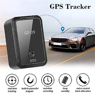 furgoneta camion TOOGOO Localizador en tiempo real del perseguidor del coche GPS Mini GT02 Dispositivo de seguimiento del GPS del GPS Vehiculo