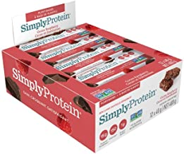 Simply Protein Bar Cocoa Raspberry 12 Count Estimated Price : £ 23,94