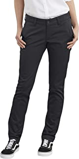 Women's Plus Size Straight Flex Twill Pant