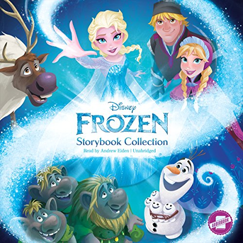 Frozen Storybook Collection audiobook cover art