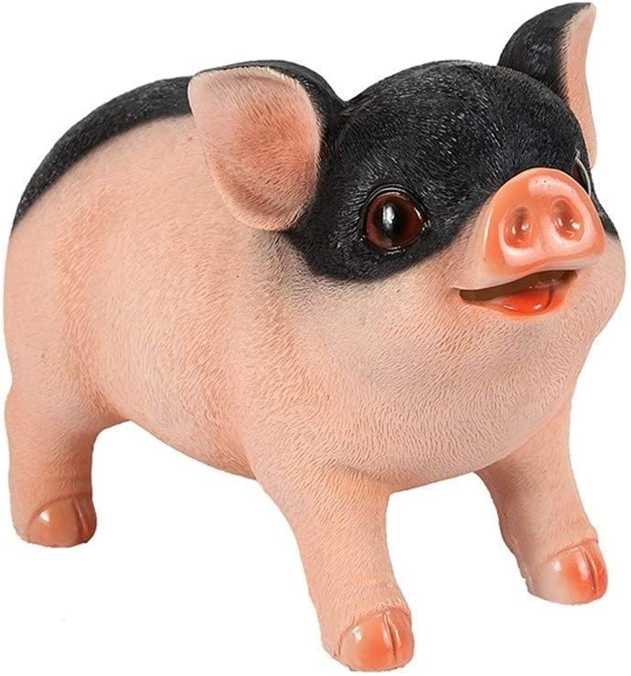Piggy Bank Cute Pig New sales Limited Special Price Coin Box Saving Resin Money