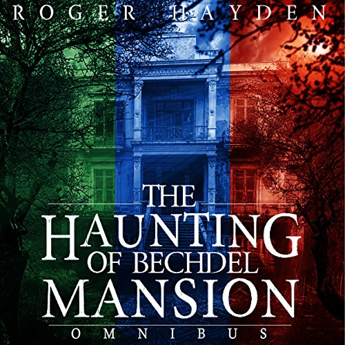 The Haunting of Bechdel Mansion Omnibus cover art