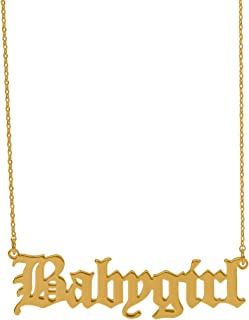 Best baby girl necklace Reviews
